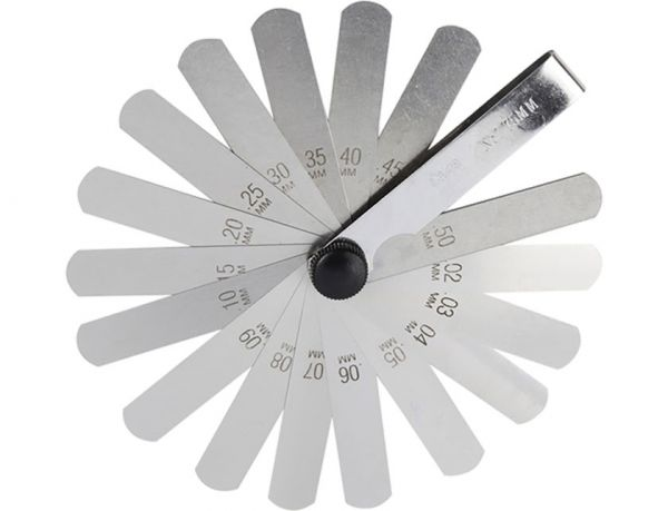 Набор щупов №1 70(75)мм ТУ 2-034-225-87 (КАЛИБРОВКА)
