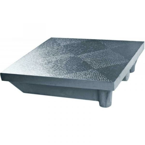 Плита поверочная 2500х1600 кл.1 чугун м/о ГОСТ 10905-86