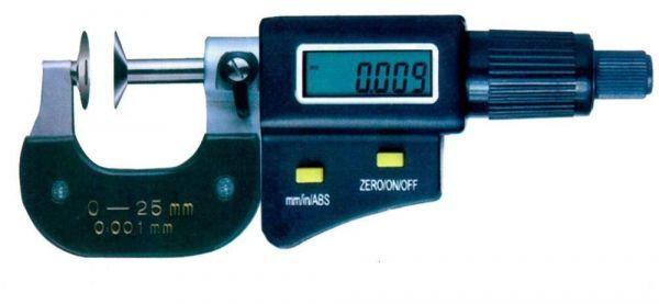 Микрометр зубомерный цифровой МЗЦ-50-75мм 0.001 (Поверка)