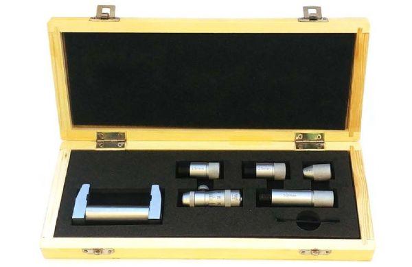 Нутромер микрометрический НМ-50-600мм 0.01 (Поверка)