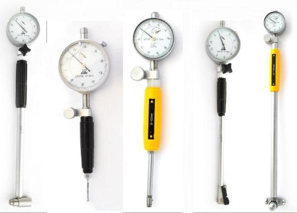 Нутромер индикаторный цанговый НИ-3-6мм 0.01 (Поверка)