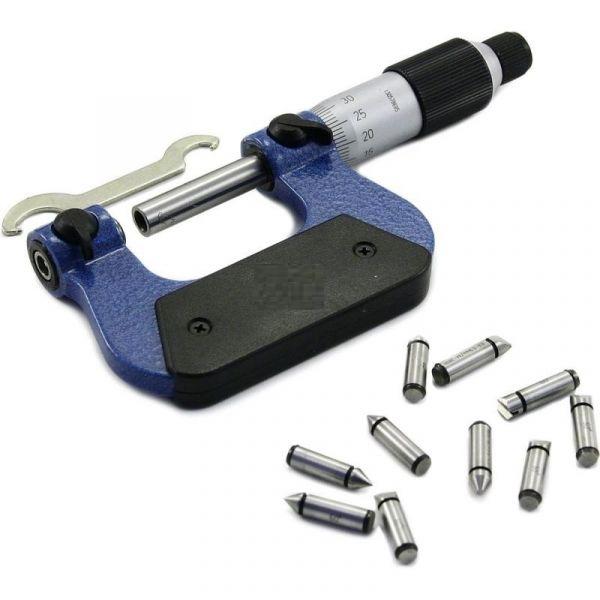 Микрометр со вставками МВМ-300-325мм 0.01
