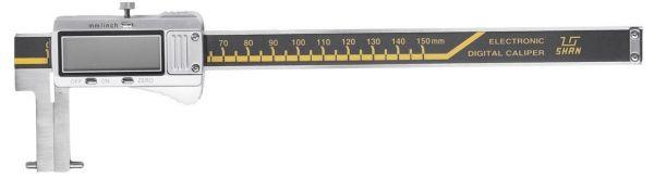 Штангенциркуль спец. ШЦЦСК-4 50-150-0.01 губ.90 для изм внут. канавок и пазов (Поверка)