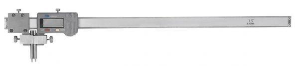 Штангенциркуль спец. ШЦЦСЦ-1 5-150-0.01 губ.45мм для изм. расст. м/у центрами отверстий с цилиндрич. изм. Стержнями (Поверка)