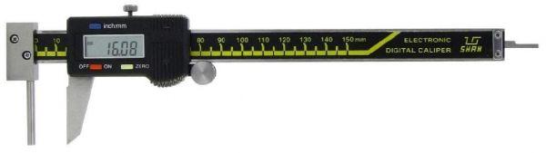 Штангенциркуль спец. ШЦЦСТ 0-300-0.01 губ.50мм для изм. толщины стен труб от 4мм (Поверка)