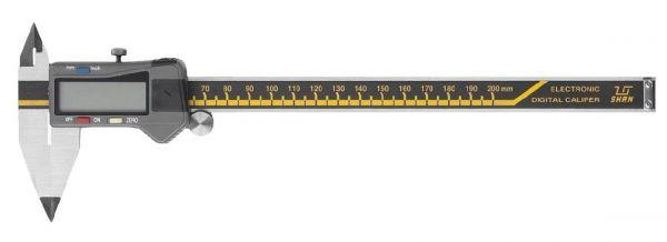 Штангенциркуль спец. ШЦЦСР 0-200-0.01 губ.50мм разметочный (Поверка)