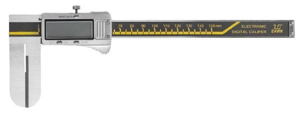 Штангенциркуль спец. ШЦЦСЛ 20-300-0.01 губ.90мм для внут. изм. с удл. лезвийными губ. (Поверка)