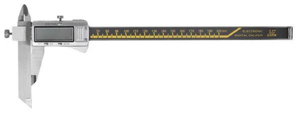 Штангенциркуль спец. ШЦЦСП 0-500-0.01 губ.150мм с подвижной изм. губ. (Поверка)