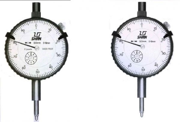 Индикатор ИЧ-0-3мм 0.01 мод.539-050 (Поверка)