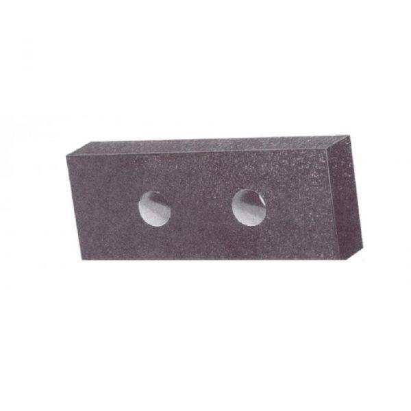 Угольник брусковый из твердокаменных пород 400х160х80