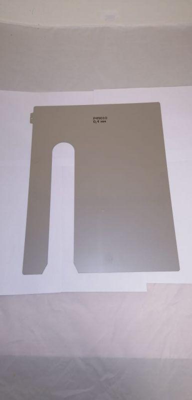 Изготовление нестандартных размеров центровочных пластин